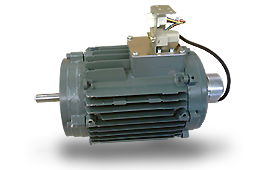 Electric motors for high speed